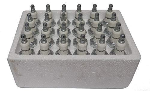 Bujía Champion/RJ19LM, paquete de 24 unidades