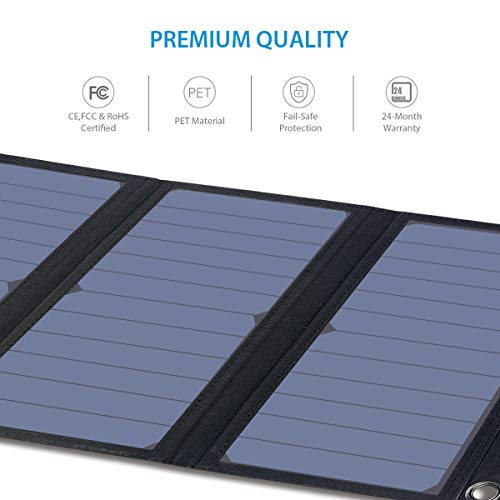 BigBlue Solar Charger Panel