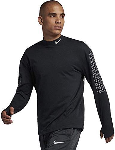Nike Dri-FIT Therma Sphere Element Men s Running Crew Black Size XL BQ8187-010