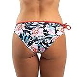 Zealous Basic SURF Bikini Bottoms sea of Blossoms (L)