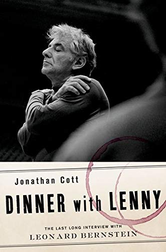 Image of Dinner with Lenny: The Last Long Interview with Leonard Bernstein