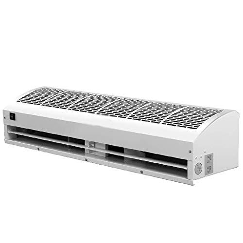 ASDFGH Badheizer Wand-Heizung Starker Wind und Low Noise Luftschleier Heizung High Efficiency Motor for Office Desktop Home (Size : Length 900MM)