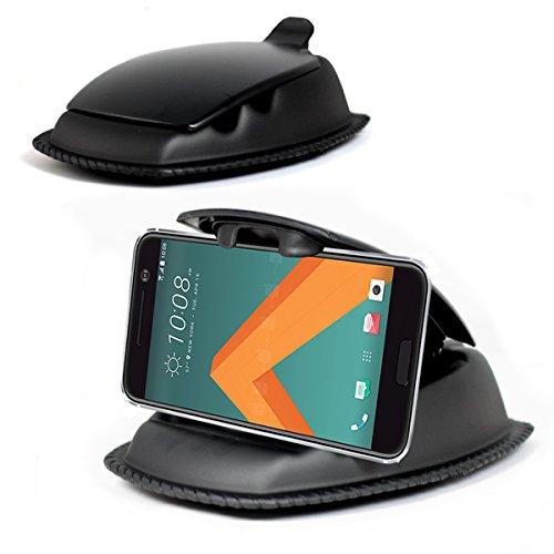 Navitech Fixation Universelle Tableau de Bord Voiture Compatible avec HTC U Ultra