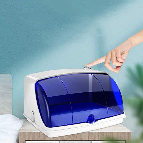 Vogvigo Gabinete de Esterilizador Profesional,Caja de Desinfección UV con luz LED,Aplicables para...