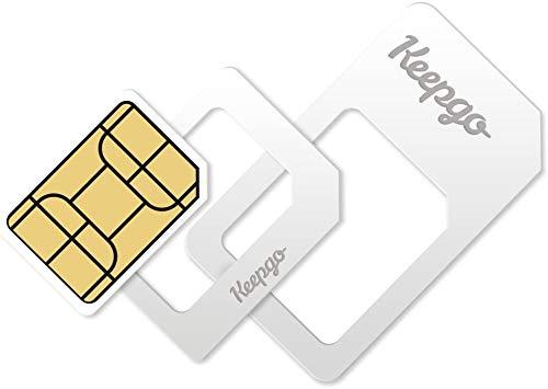 Lifetime Prepaid Data Sim Card + 1GB Credit