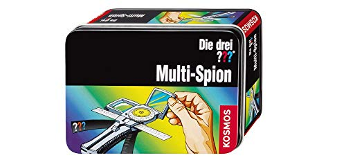 KOSMOS 631260 - Die drei ??? Multi-Spion
