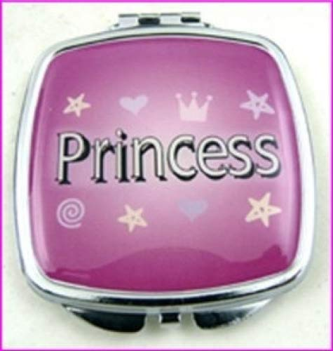 Princess maquillage compact mirror by instantanée Gifts International