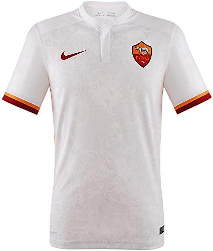 Nike Camiseta de AS Roma Blanco para Mujer
