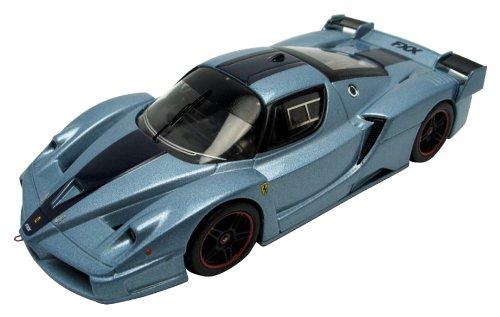 Elite - Véhicule Miniature 1/43 - Ferrari FXX - Turquoise / Bleu