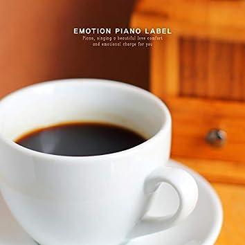 A nostalgic nostalgia in a cup of coffee