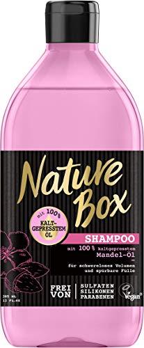 Nature Box Shampoo Mandel-Öl, 3er Pack (3 x 385 ml)