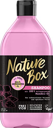 Nature Box Shampoo Mandel-Öl, 385 ml