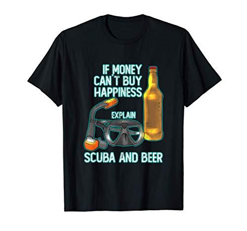 Cerveza divertida de buceo: regalo divertido para buceadores Camiseta