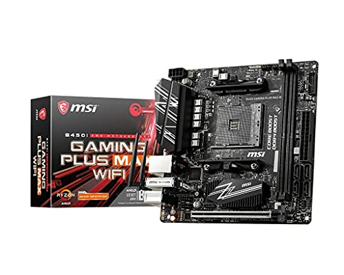MSI B450I GAMING PLUS MAX WIFI Mainboard