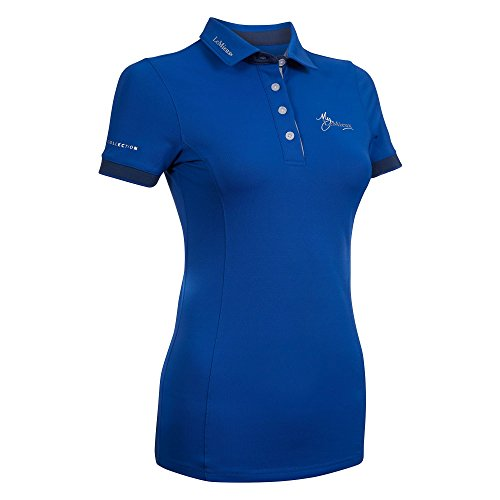LeMieux Damen Poloshirt My Shirt S Benetton Blue