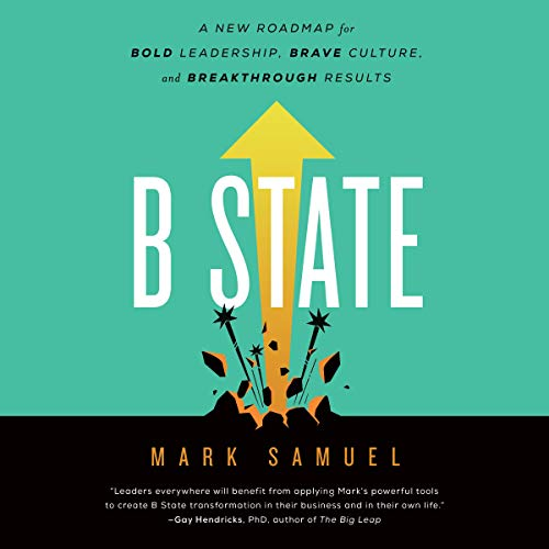 B State audiobook cover art