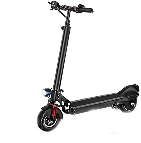 Urban plegable de cercanías E-bici, Scooters eléctricos, 36V 350W, ligero plegable, con 8 pulgadas neumáticos de caucho sólido E-Scooter for adultos y adolescentes , Para mujeres y adolescentes unisex