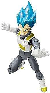 Tamashii Nations Bandai Super Saiyan God Super Saiyan Vegeta Dragon Ball Super Action Figure