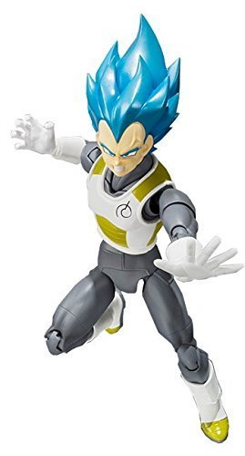 TAMASHII NATIONS Bandai Super Saiyan God Super Saiyan Vegeta Dragon Ball Super Action Figure