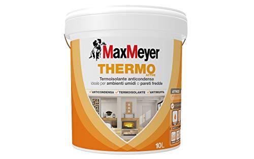 MaxMeyer Pittura per interni Termica Thermo Active BIANCO 10 L
