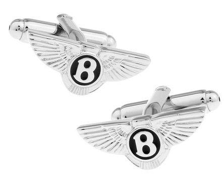 MasGemelos - Bentley Cufflinks Manschettenknöpfe.