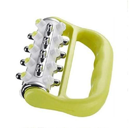 Jtkens Anti-Cellulite-Massageroller, Faszienrolle für Cellulite-Fettstrahlung, zur Entfernung von Cellulite-Handmuskulaturwalze, Triggerpunkt, Tiefengewebe-Massagewerkzeug
