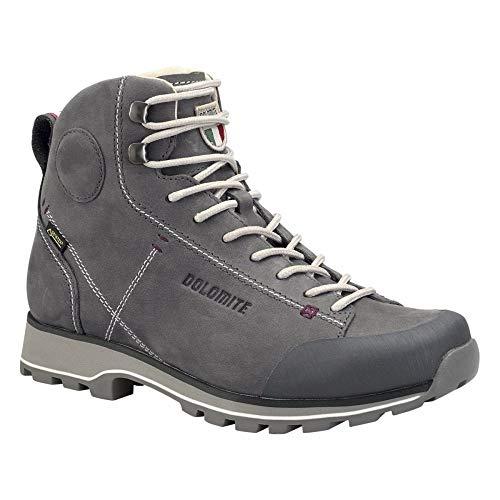Dolomite W Cinquantaquattro 54 High FG GTX Grau, Gore-Tex Freizeitschuh, Größe EU 42.5 - Farbe Gunmetal Grey