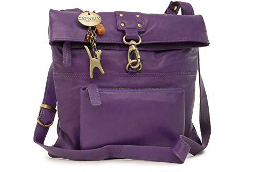 CATWALK COLLECTION - DISPATCH - Bolso bandolera - Cuero