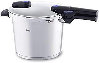 Fissler FISS-60030006079 Pressure Cooker, 6.4 quart, Stainless Steel