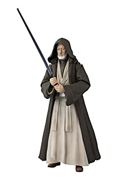 S H Figuarts Star Wars  STAR WARS  Ben Kenobi  A New Hope  Approx 150 mm ABS & PVC painted movable figure Japan Import