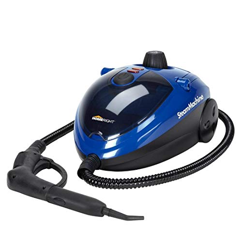 Wagner Spraytech SteamMachine Multi-Purpose Home Steamer Steam Cleaner, Model 53, Blue