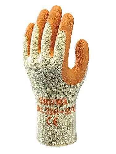 Enduction de Latex Grip polyvalent Jaune//orange 7//S SHOWA 310