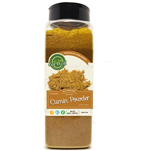 Ground Cumin Powder | 16 oz