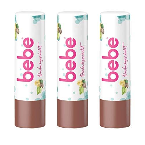 bebe Lippenpflegestift 3x1 Repair Balm 4,9g