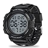Mens Sports Watches Military Classic Stopwatch Large...