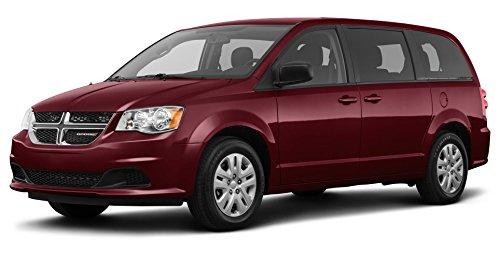 2018 Dodge Grand Caravan SXT, Wagon, Octane Red Pearlcoat
