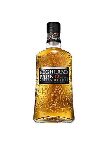 Highland Park Viking Honour Single Malt Scotch Whisky Whisky Escoces de, 12 Años, 40%, 700ml