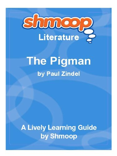 The Pigman: Shmoop Study Guide (English Edition)