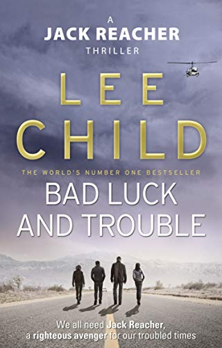 Bad Luck And Trouble (Jack Reacher, Book 11) pdf epub