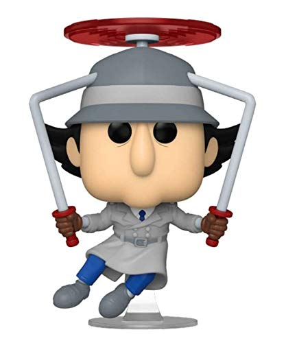 Popsplanet Funko Pop! Animation – Inspector Gadget – Inspector Gadget (Flying) #893