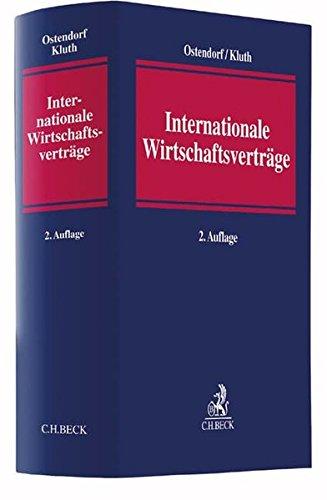Internationale Wirtschaftsverträge: Exportkontrolle, Kartellrecht, Freistellung, Haftungsbeschränkung, Abtretungsverbote, Rechtswahl, ... Vertriebs- und Lizenzvereinbarungen u.v.m.