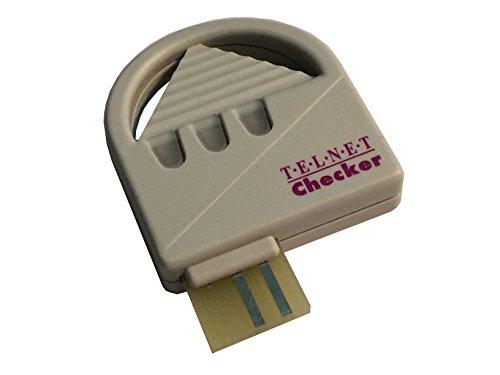 Telebau TELNET Checker, TAE-Prüfstecker Telefonleitungs-Tester