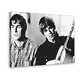 Noel Gallagher – Liam Gallagher Oasis Wonderwall