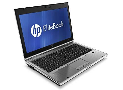 (Renewed) HP Elitebook Intel 3rd Gen Core i5 12.5-Inch (31.75 cms) 1366x768 Laptop (8 GB/240 GB/Windows 7/Intel Integrated Graphics/Silver/1.4 Kg), 2570-i5-8 GB-240 GB