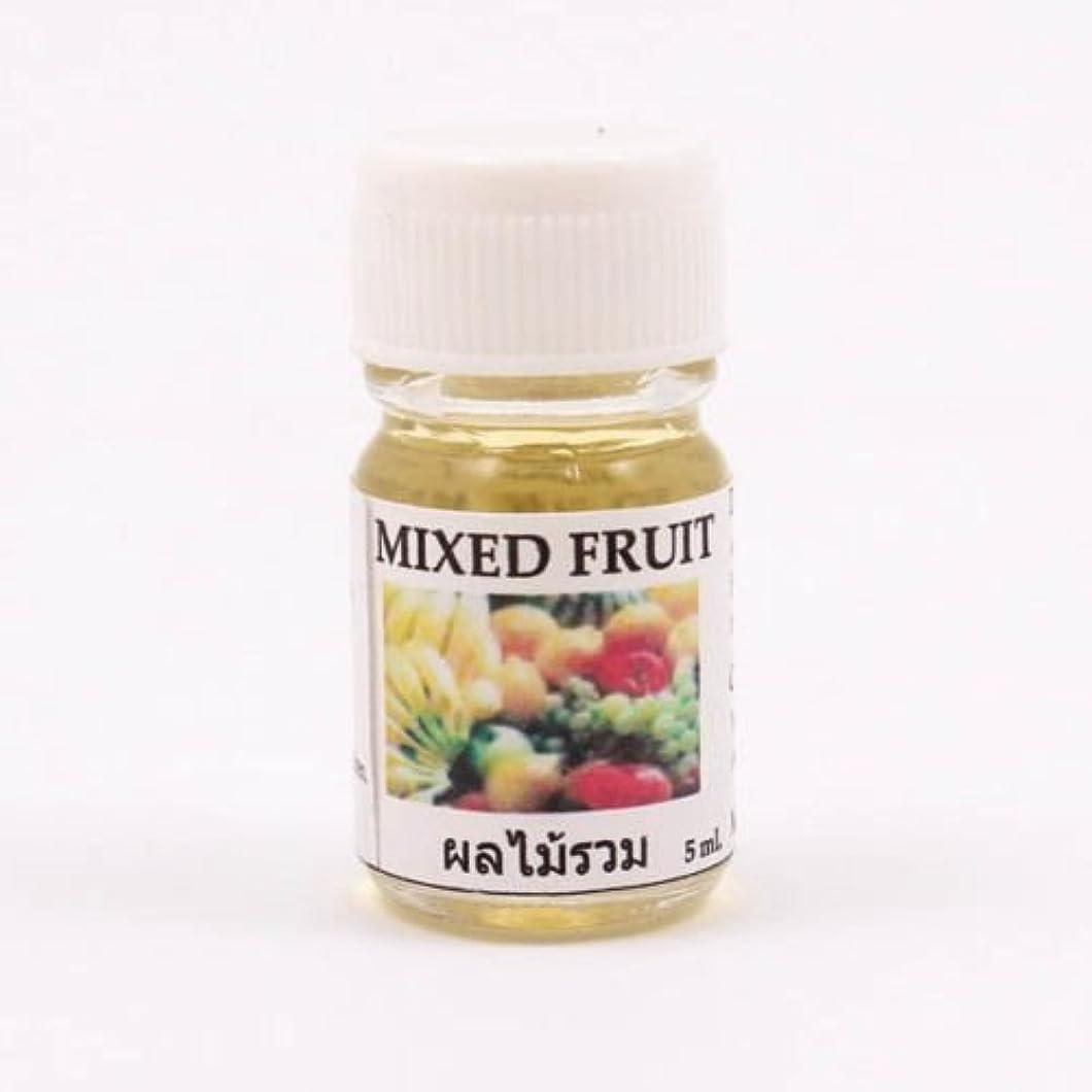 定常混合したフィドル6X Mixed Fruit Aroma Fragrance Essential Oil 5ML Diffuser Burner Therapy