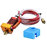 Ewigkeit MK8 Hotend CR10 CR10S Assembled Extruder with Aluminum Heating Block 0.4mm Nozzle(12V 40W)
