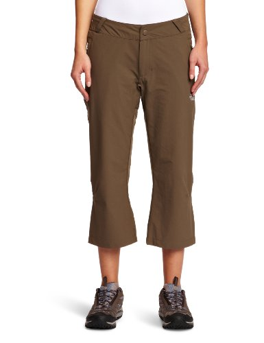THE NORTH FACE Pantalon pour Femme, Femme, T0A0VW9ZG, Marron - Marron, 10