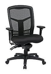 Image of Office Star High Back...: Bestviewsreviews