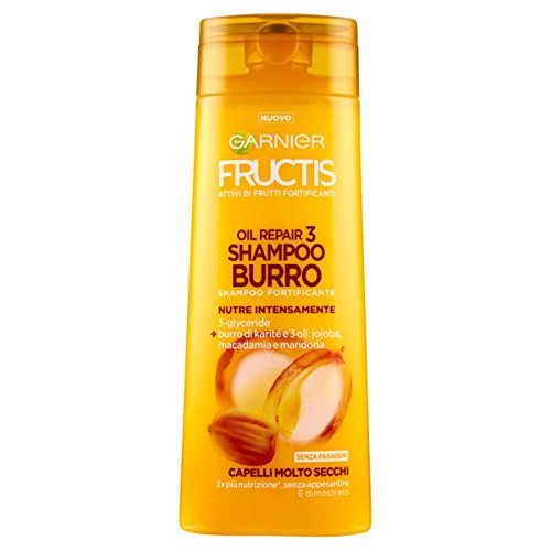 Garnier Fructis Oil Repair 3Shampoo Butter für sehr trockenes Haar, 250ml