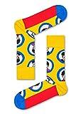 Happy Socks The Beatles Herren Geschenkset Mehrfarbig, Gelb, 36-40